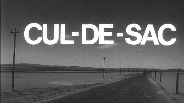 Cul de Sac - Film - Holy Island