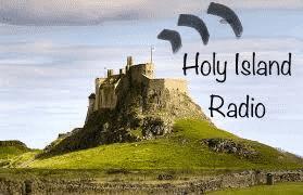 Holy Island Radio Logo