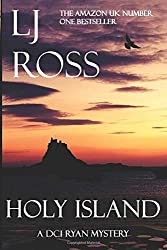 LJ Ross - Holy Island - book cover